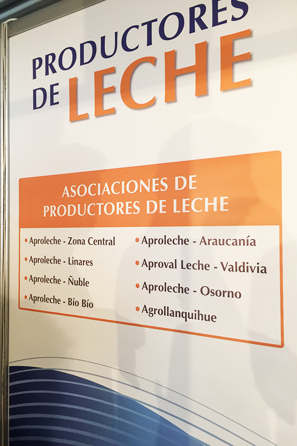 14 CONGRESO PANAMERICANO  DE LA LECHE. 26-27 ABRIL 2016, PUERTO VARAS, CHILE